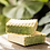 Lemongrass and Chia Wavy Bar Soap