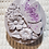 Magic Butterfly Molded Soap Bar