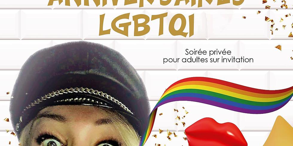ANIVERSAIRE LGBTQI