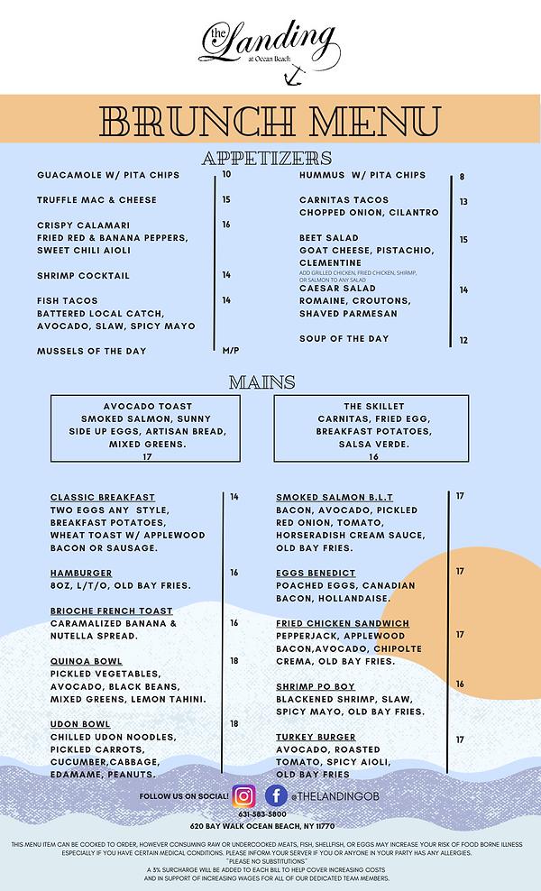 Copy of Light Blue Seafood Grill Restaur
