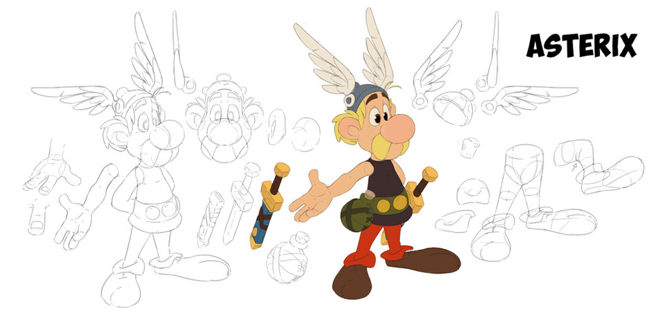 Asterix CONCEPT
