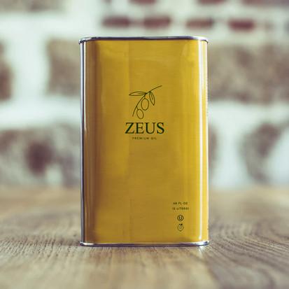 Zeus Premium Oil