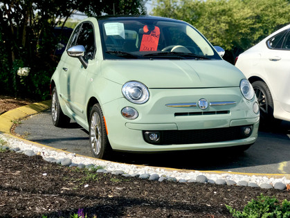 Take a Look: Fiat 500