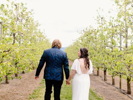The Orchard - Sara and Corey