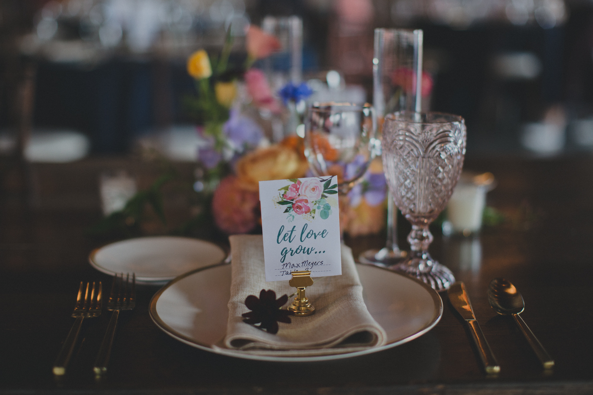 weddingplacesetting