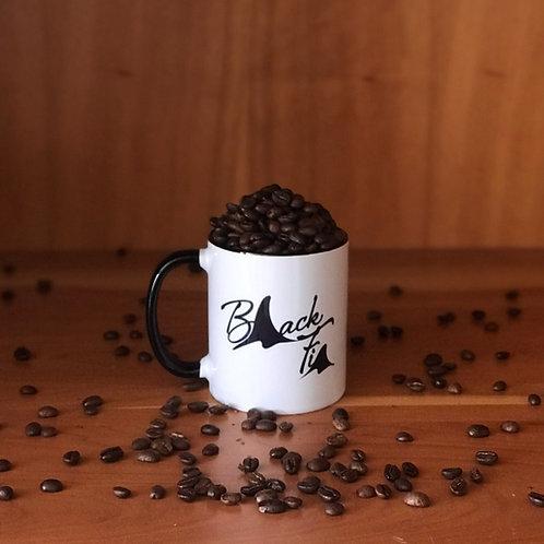 BlackFin Mug 12 oz