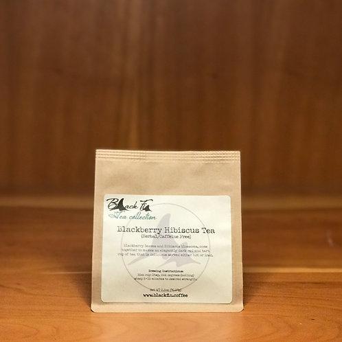 Blackberry Hibiscus Tea - 2.5oz loose leaf