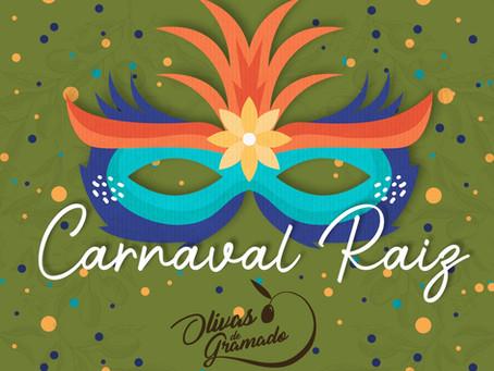 Samba e marchinhas embalam o feriado de Carnaval no Olivas de Gramado