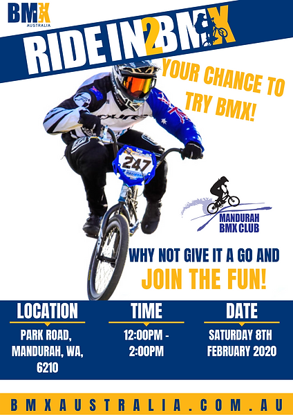 Mandurah BMX Club - Poster 08.02.2020.pn