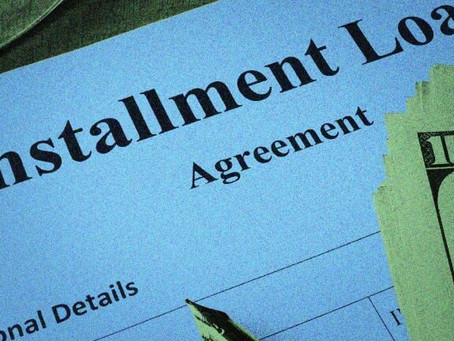 The Difference Between Single Payment Loans and Installment Loans