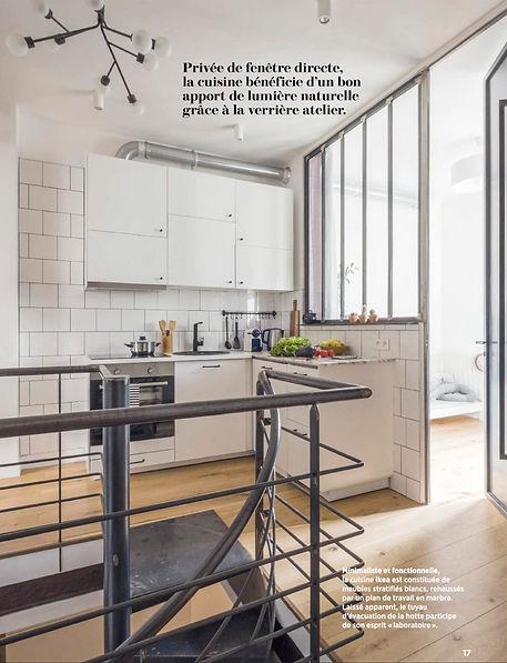 Atelier Alma architectes_Renovation appartement à Paris
