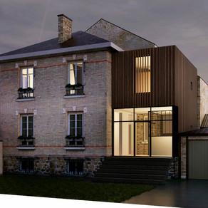 Maison à la Garenne-Colombes