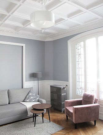Atelier Alma architectes_Appartement à P