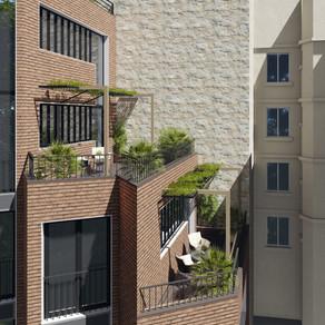 11 logements à Paris