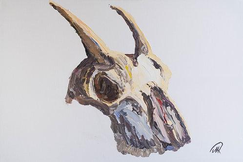 'The Silly Goat' Original Artwork & Prints