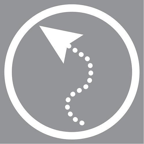 OLT Member Sticker - WHITE