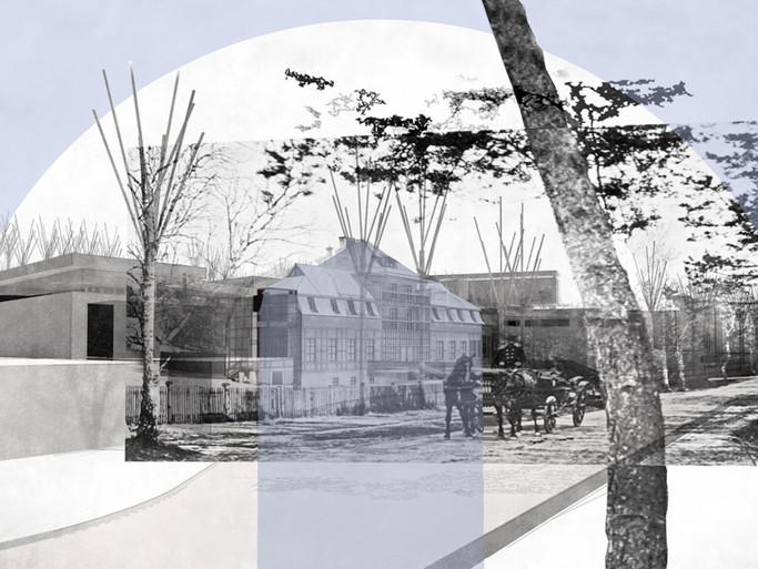 Daugiafunkcis kompleksas su sanatorija, Giruliai