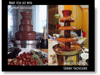 The Quality of Chocolate Makes A Difference