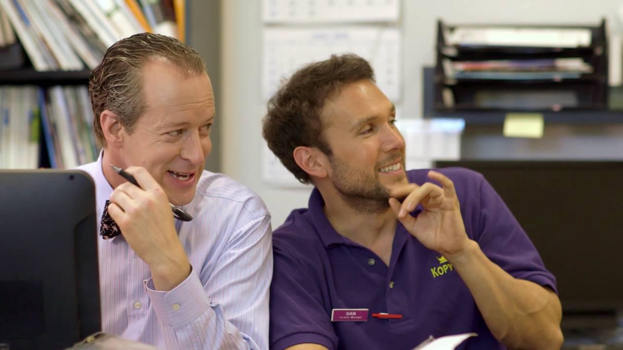 Barry & Dan, Kopy Kings