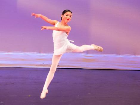 LAMusArt's Winter Dance Recital brings Season's Greetings