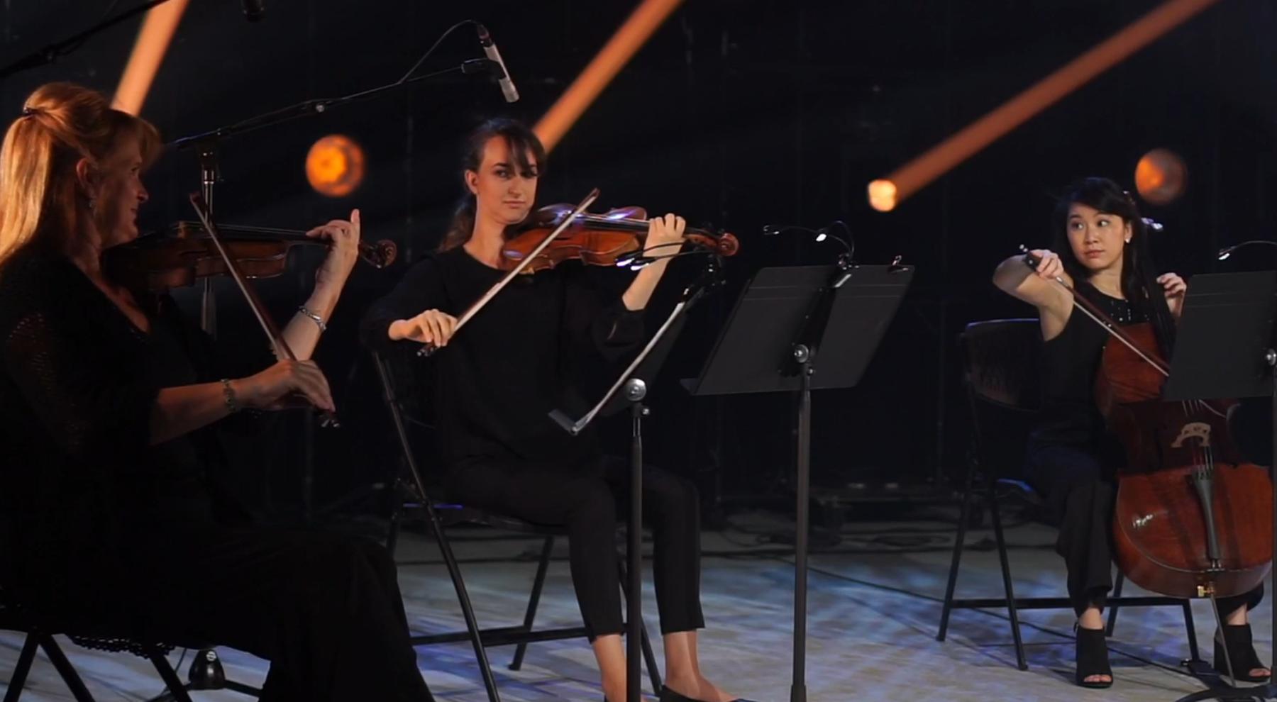 LAMusArt Live! Premieres 10 Original Student Compositions