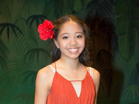 Student Profile: Lana Versoza