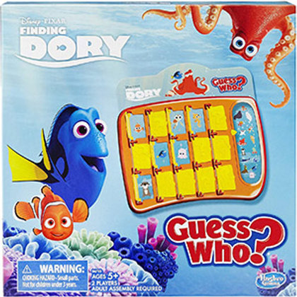 Finding Dory (Guess Who?)  - Hasbro