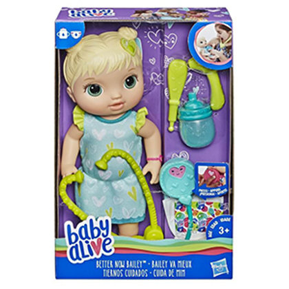 Baby Alive Better Now Bailey (Blonde)