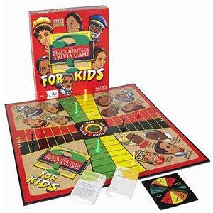 Black Heritage Trivia Game for Kids