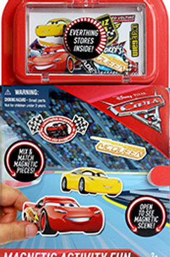 Disney Disney/Pixar Cars 3 Magnetic Activity Fun Playset