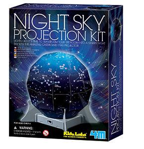 Kidz Labs 4M Night Sky Projection Kit