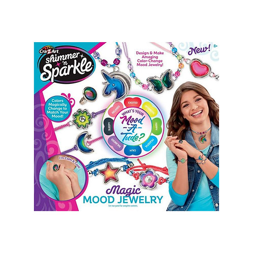 Cra-Z-Art Shimmer N Sparkle Mood Jewelry, Multi-Colour