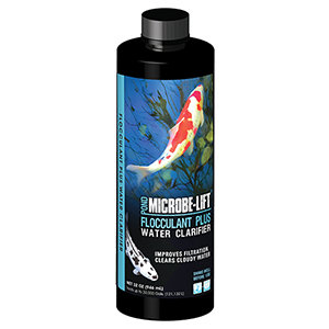 Microbe-Lift (Pond) Flocculant Plus Water Clarifier (32 oz)