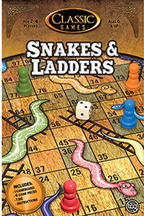 Snakes and Ladders – Classic Games