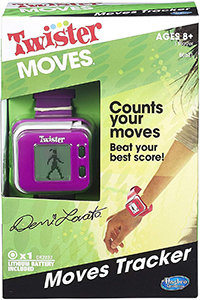 Twister Moves (Moves Tracker) - Hasbro