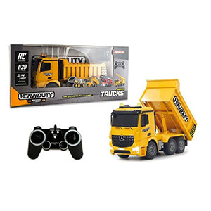 Ninco Heavy Duty Radio Control Dump Truck