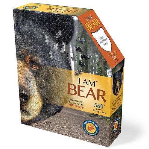 I Am Bear Puzzle  550 Pieces