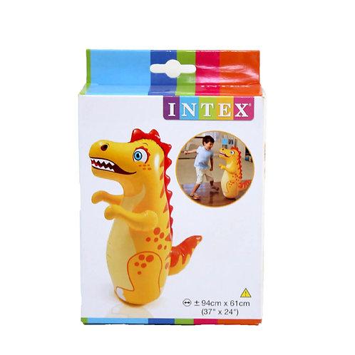 Intex – 3D Inflatable Dinosaur Punching Bop