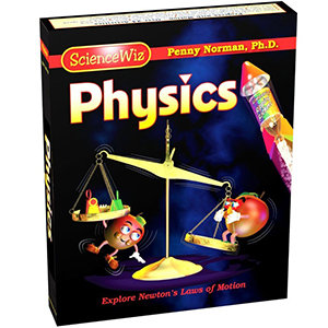 ScienceWiz Physics (Explore Newton's Law of Motion)