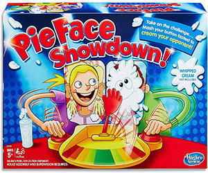 Pie Face Showdown - Hasbro