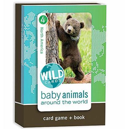 Birdcage Press Baby Animals Wild Cards