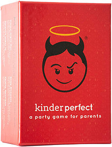 KinderPerfect – A Party Game For Parents
