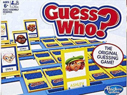 Guess Who? - Hasbro