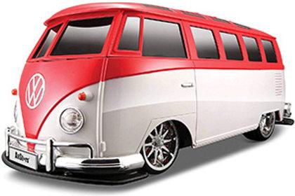 Maisto Volkswagen Van Samba Radio Control Vehicle