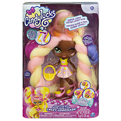 Candylocks Lacey - Lemonade Scented Sugar Style Doll