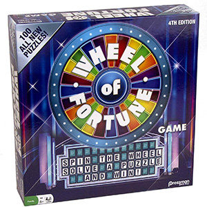 Wheel Of Fortune - 4th Edition