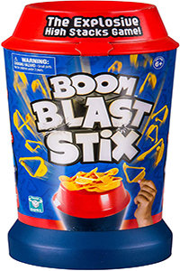Boom Blast Stix – The Explosive High Stacks Game!