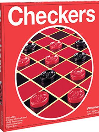 Checkers – Pressman Toys