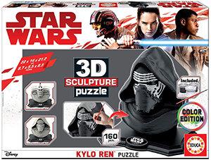 Star Wars – 3D Sculpture Puzzle Kylo Ren