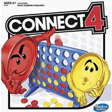 Connect 4 - The Original Checker Dropping Game